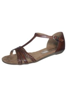 Tamaris Sandalen - Bruin - Zalando.nl Lady, Sandals, Clothes, Shoes, Style, Fashion, Brown Sandals, Conkers, Women's