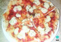 Receta de Pizza casera sin horno