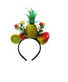 Unisex Adult Mini Taco Headband Hat Food Vendor Fun Halloween Costume Accessory