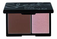 Sleek Makeup Face Contour Kit (Light): Beauty