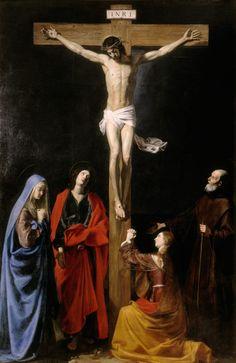 Nicolas Tournier, Crucifixion, 1635.