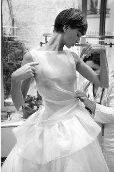 dior couture photo shoots in atelier - Google Search