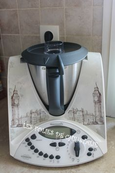 Meine Thermomix Tipps, Tricks und Ideen für den Thermomix: The Follies of Christalie >Read Kitchenaid, Tupperware, Thermomix Desserts, In Season Produce, Cooking Chef, New Tricks, Meals For One, Kitchen Hacks, Drip Coffee Maker