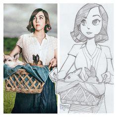 Resultado de imagen de como dibujar personas