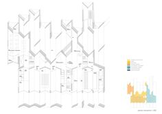 A design drawn up by the Barcelona practice MX_SI – Mara Partida, Boris Bezan, and Héctor Mendoza – in collaboration with the Guadalajara (Mexico) office SPRB – Laura Sánchez Penichet and Carlos Rodríguez Bernal – has won the competition...