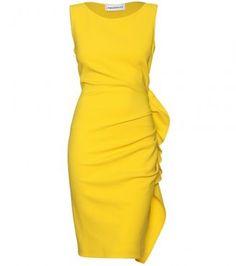 POPSUGAR Shopping: Emilio Pucci GATHERED RUFFLE DRESS