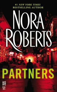 Partners by Nora Roberts, $8.99.Rivals turn to lovers in this classic novel of passion and suspense from #1 New York Times bestselling author Nora Roberts.Laurel Armand is a Southern belle on a mission—to be the best reporter in New Orleans. Matthew Bates is determined to beat her at her own game, while flirting his way into her bed. With their dangerous attraction simmering just below the surface, both Laurel and Matthew feed off their rivalry—until they're forced to work together....