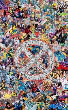 The Comic Book Collages of Mr Garcin | Graphics.com