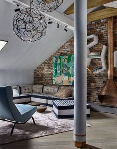 The Best Apartment Design Ideas Decorated With Contemporary Apartment Interior And Features Cheap Wall Decals, Modern Wall Decals, Interior Design Tips, Exterior Design, Interior Decorating, Decorating Ideas, Contemporary Apartment, Contemporary Interior, Apartment Interior