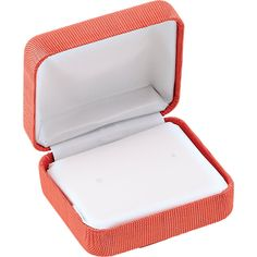 Orange Bengaline Collection Earring Box- ST61-9381:100002:T