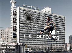 Anuncios FITCH para Adidas
