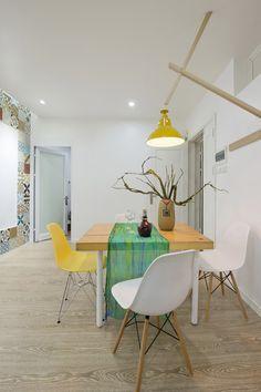 HT Apartment / Landmak Architect
