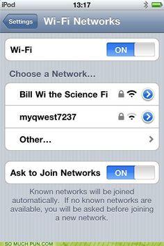 bill wi the science fi