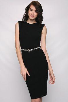 Jackie Dress in Black