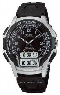Casio GEAR WATCH WS-300-1BVSDF (AD94) Watch