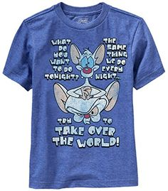 99cd38a1f63 9 Best Pinky and The Brain T-shirts images