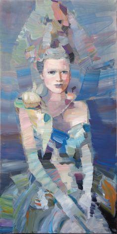 Izabella Chulkova   Model (2017)   Artsy Affordable Art Fair, Princess Zelda, Disney Princess, Disney Characters, Fictional Characters, Artsy, Canvas, Gallery, Artwork