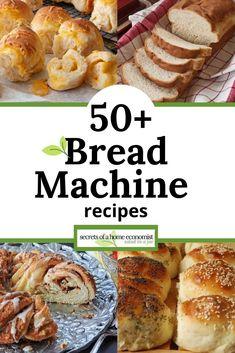 Bread Machine Recipes Healthy, Artisan Bread Recipes, Bread Maker Recipes, Quick Bread Recipes, Healthy Recipes, Breadmaker Bread Recipes, Bread Machine Rolls, Best Bread Machine, Bread Maker Machine