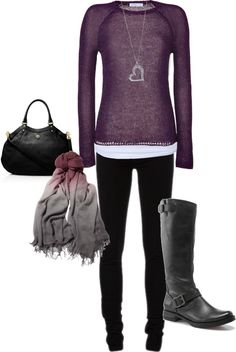 """Fall"" by christamann on Polyvore"