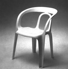 Pierre Paulin, Fauteuil 800, for Stamp, Circa 1982