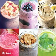 (Note, these need to be Converted to Gluten free, not for beginners) 40 Healthy Smoothie Recipes