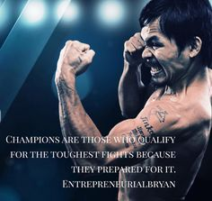 158 отметок «Нравится», 9 комментариев — Bryan Torres (@entrepreneurialbryan) в Instagram: «Qualify yourself for the next big fight by becoming stronger than who you were yesterday. 🏆™…» Manny Pacquiao, Champion, Movie Posters, Movies, Fictional Characters, Films, Film Poster, Cinema, Movie