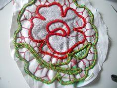 om point lace spets och adhd: Point lace teckningar!!!
