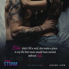 I Love Romance: TEASER THURSDAY: LOVING STORM BY CARIAN COLE