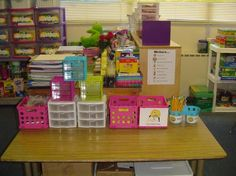 writing station/ daily 5... this teacher has some really good ideas that I can see myself incorporating!