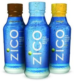 I had the pleasure and privilege to launch ZICO Coconut Water in Canada. And things went well: ZICO generated 10% greater revenue than was forecasted and $1.5 million in incremental profit for the company in it's first year!