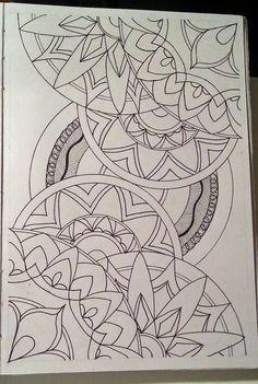 Judy's Zentangle Creations: Mandala Fest