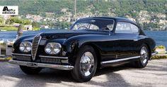 beauty 2500 | Alfa Romeo 6C 2500 SS Coupe Pininfarina again most beautiful car ...