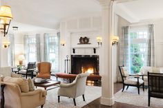 7 cozy inns to visit across the country this Fall.