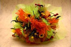 a happy little bouquet!