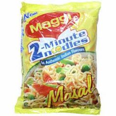 2-Minute Indian Noodles - Masala flavour - Maggi
