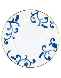 56 AZUL BY OSCAR DE LA RENTA, $57; RICHARD GINORI 1735: 800-215-1193.