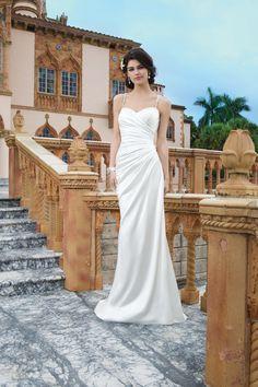 Suknia ślubna Sincerity 3847 2016