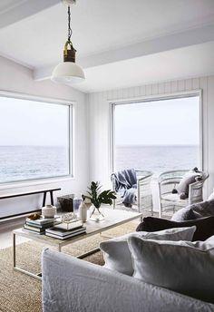 Beach Cottage Style, Coastal Cottage, Coastal Homes, Coastal Style, Beach House Decor, Coastal Decor, Beach Apartment Decor, Beach House Rooms, Beach House Interiors