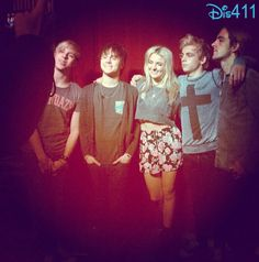 Photos And Video: R5 In Hamburg February 16, 2014