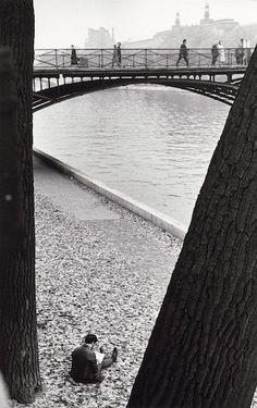 Foto de André Kertész https://www.veniracuento.com/