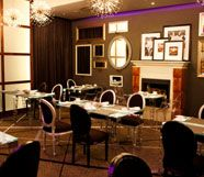 The Towers Restaurant - Eat Out (fine dining) 021 525 3888 www.africanpridehotels.co.za conferencing@cryaltowershotel.com African Pride Crystal Towers Hotel & Spa, corner of Century Boulevard and Rialto Road, Century City