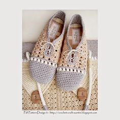 Crochê Chinelo / Sapatos com correspondência SACO! NOVO PADRÃO! / CROCHET SLIPPER / SHOES WITH MATCHING SHOPPING BAG! NEW PATTERN!