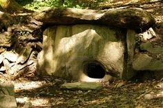 In Russia, in the Caucasus mountains, not far from the cities Tzelentzchik, Touapse, Novorossiysk and Sochi, there are hundreds of megalithic monuments. The Russians call them dolmens. Russian and foreign archaeologists have not yet discovered...