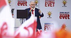 #SİYASET Başbakan Yıldırım Şırnak'ta konuşuyor: Şırnak'ta toplu açılış törenindeki konuşmasında terör örgütü PKK'ya tepki gösteren…
