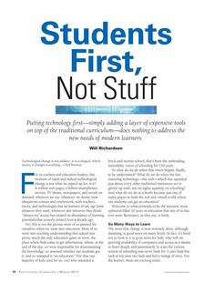 Educational Leadership - March 2013 - Page 10-11