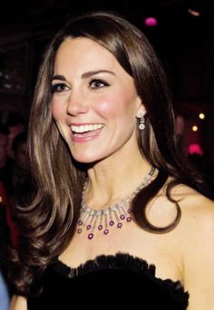 Kate Middleton - The Duchess of Cambridge Prince William Family, Prince William And Catherine, William Kate, Cabelo Kate Middleton, Kate Middleton Style, Princesse Kate Middleton, The Duchess, Prinz William, Royal Beauty
