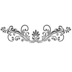 Wall Stencils Border Stencil Pattern Reusable by JboutiqueStencils, $13.95