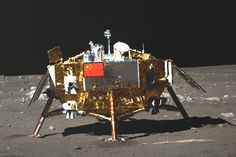 The robotic telescope, mounted on the Chang'e 3 lander, is the first of its kind and provides unique views of the night sky that aren't possible from Earth