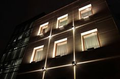 facade lighting fixtures - Google Search