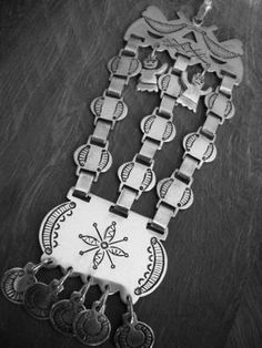 Trapelacucha 925 Silver pendant